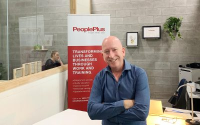 WOTSO Chermside, Jason Rolph, Job Coach at PeoplePlus